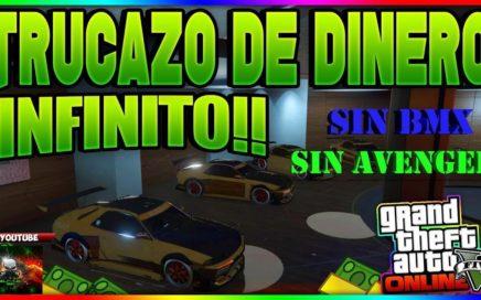 "NUEVO!! SIN BMX*/ GANAR $1.000.000 CADA 5 MINUTOS ""GTA V ONLINE"" SIN ESPERAS 1.43  PS4/XBOX/PC"