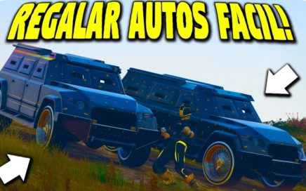 NUEVO TRUCO CONSEGUIR AUTOS GRATIS GCTF SUPER FACIL! GTA 5 ONLINE EXCLUSIVO REGALAR AUTOS A AMIGOS!