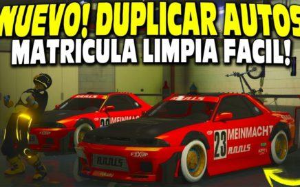 NUEVO! TRUCO DINERO INFINITO - DUPLICAR AUTOS *SIN BMX NI AVENGER * GTA 5 ONLINE (PS4 XBOX ONE Y PC)