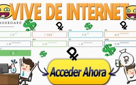 ¿Quieres Vivir de Internet? Este vídeo es para ti   Ganar Rublos   Ganar Rublos Gratis