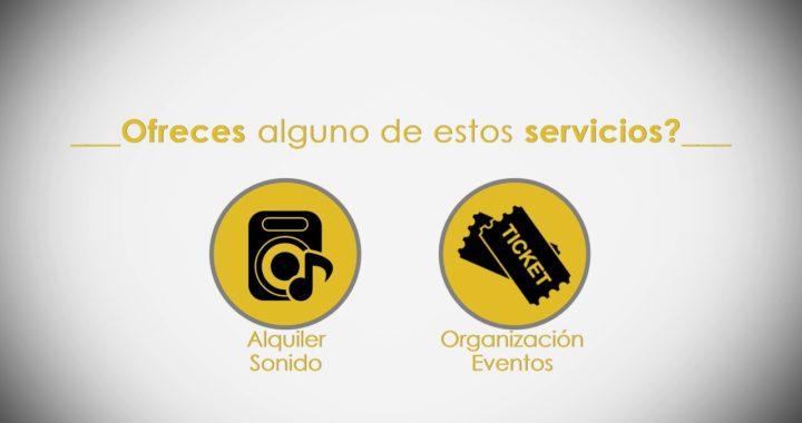 Solicitamos:  Gana dinero extra como Proveedor de Servicios