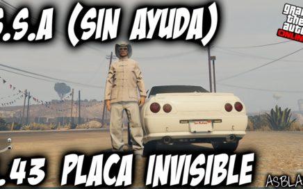 SOLO -  SIN AYUDA - DUPLICAR COCHES - GTA 5 - SESION INVITACION - PLACA INVISIBLE - (PS4 - XBOX One)
