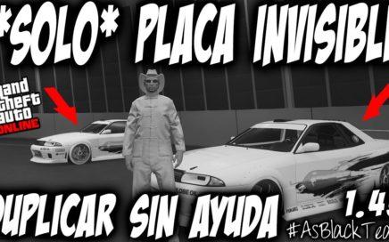 *SOLO* - SIN AYUDA - PLACAS INVISIBLES - GTA 5 - DUPLICAR con MATRICULAS LIMPIAS - (PS4 - XBOX One)