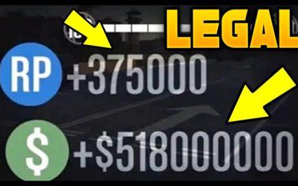 TIENES QUE VER ESTE TRUCO DE DINERO INFINITO LEGAL EN GTA 5 ONLINE!