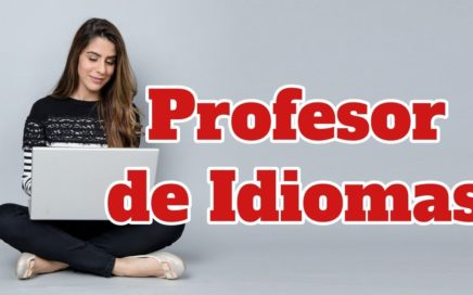 Trabajo como profesor de idiomas por internet