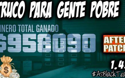 """TRUCO POBRES - DAR DINERO AMIGOS (casi 1.000.000$) - GTA 5 - AFTER PATCH - """"EXCLUSIVO"""" - (PS4 - XB1)"""