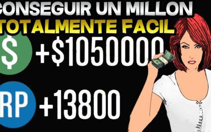 COMO CONSEGUIR DINERO FÁCIL- 1,000,000 | GUÍA PARA POBRES - INFINITO - GTA ONLINE
