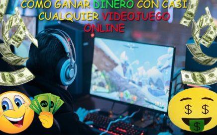Como Ganar DINERO con Casi Cualquier VIDEOJUEGO Online | Playerauctions