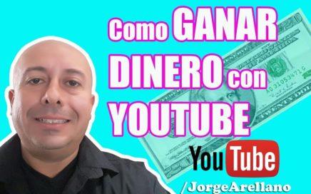 Como Ganar Dinero Con Youtube V10