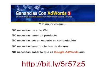 Como ganar dinero en internet  ganar dinero online - Ganancias con AdWords