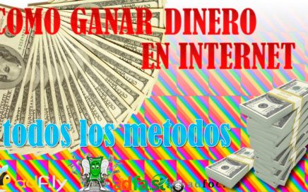 Como ganar dinero en internet. TOP 10  |2014 2015| |DOLARES| |DESDE CASA| |PAYPAL|