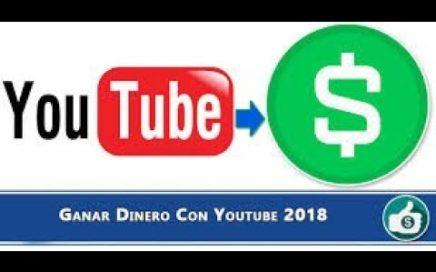 Como ganar Dinero EN Youtube , Como Ganar Dinero Fácil En Las Redes Sociales / Dolar Americano