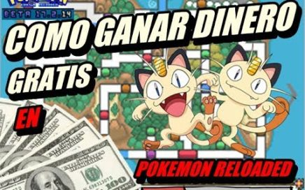 Como ganar dinero GRATIS en POKEMON RELOADED (NO FAKE 100% REAL)