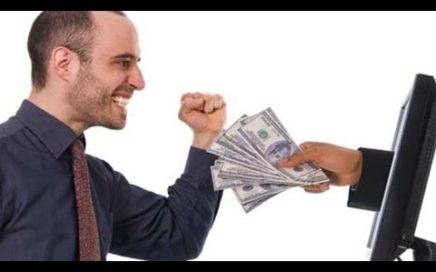 Como ganar dinero rápido desde casa