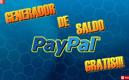COMO OBTENER SALDO PAYPAL TOTALMENTE GRATIS!!! MAYO 2018(FUNCIONANDO) !!!Actualizado!!!
