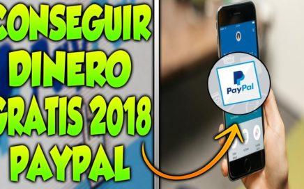 COMO TENER DINERO GRATIS EN PAYPAL | MÉTODO 2018
