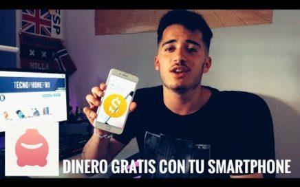 Consigue dinero Gratis con Esta App para tu Smartphone