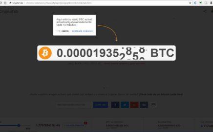 CryptoTab | Gana dinero gratis con tu navegador 2018
