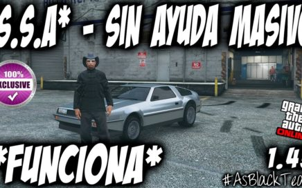 *EXCLUSIVO* - DUPLICAR COCHES MASIVO - SOLO - GTA 5 - SIN AYUDA - PLACAS LIMPIAS - (PS4 - XBOX One)