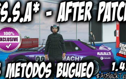 *EXCLUSIVO* - DUPLICAR MASIVO SIN AYUDA - AFTER PATCH - GTA 5 - 3 METODOS BUGUEO - (PS4 - XB1)