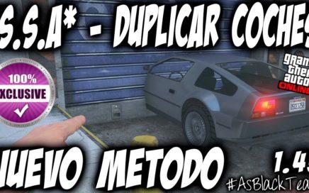 *EXCLUSIVO* - DUPLICAR MASIVO - SOLO - GTA 5 - NUEVO METODO PROPIO - PLACAS LIMPIAS - (PS4 - XB1)