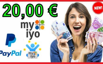 GANA 20.00€ Euros a  Paypal, 100% GRATIS + Prueba de Pago