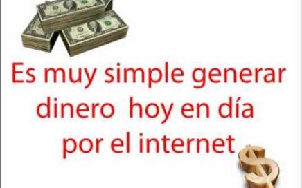Ganar Dinero con internet (Dinero facil)