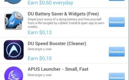 Ganar dinero en PayPal con Android