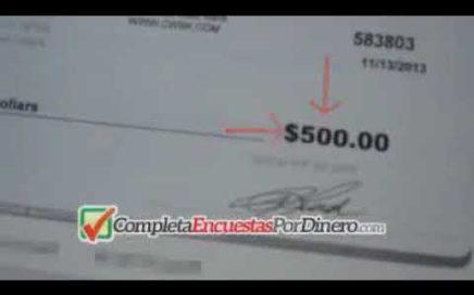 Ganar Dinero PayPal - Completa Encuestas Por Dinero