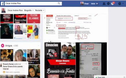 Generar dinero en Internet desde Facebook - HaciaArriba 2018