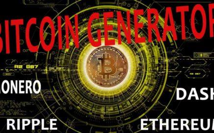 Generate Bitcoin - Claim 0.25 - 1 Bitcoin - como ganar dinero en facebook