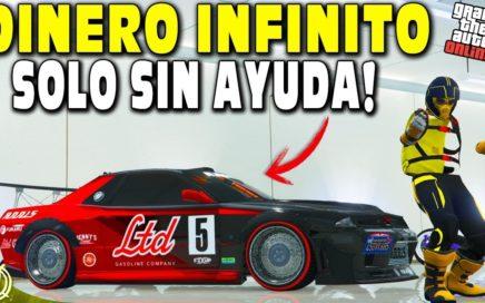 GTA 5 Online - Solo Sin Ayuda - Truco Dinero Infinito - MASIVO - GTA 5 Online - Money Glitch SOLO!