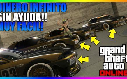 *MAGISTRAL* NUEVO TRUCO DINERO INFINITO SIN AYUDA FÁCIL! 1.43 [$1,000,000/2 MINUTOS] | GTA 5 ONLINE