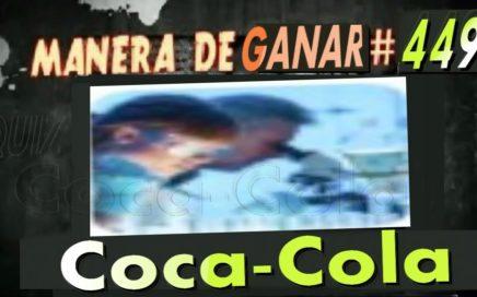 Manera de ganar dinero en Internet #449 - Coca-Cola