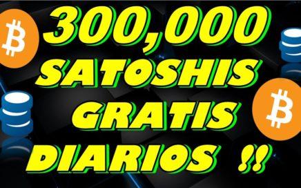 Mas de 1000 satoshis cada 5 minutos jugando !! Bitcoins gratis 2017 !!