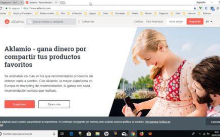 Mejores páginas para ganar dinero por Internet Junio 2018. Trabaja desde casa Mayo 2018