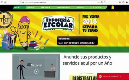 MKTcoin es Utilizada Por Tiendas Online Que Promueven la Compra y Venta de sus Productos