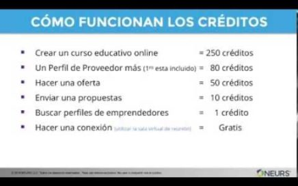 Neurs   Cuenta de Proveedor. ORIGINAL. Ganar dinero online