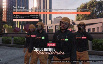Novata en Modo adversario - Cuota de sangre (Ganar dinero fácil!) [GTA V Online PS4]