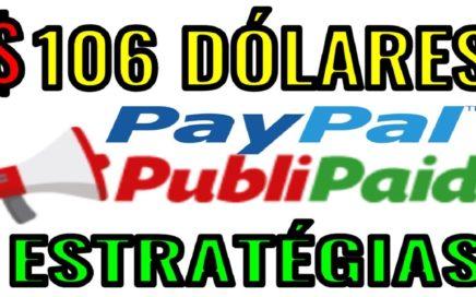 PUBLIPAID pago de $106 DÓLARES - Permitido crear Varias Cuentas en la Misma IP - NOTÍCIAS 30 Mayo