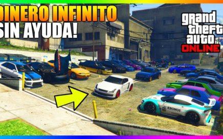 *SIN AYUDA* GLITCH DINERO INFINITO DUPLICAR AUTOS! 1.43 [$1,000,000/5 MINUTOS] | GTA 5 ONLINE