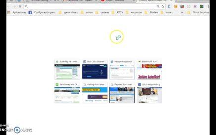 Sitio para ganar Rublos a PayPal Paga 100 %