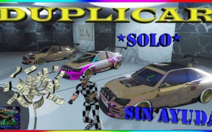 SOLO - SIN AYUDA - DUPLICAR Coches  - GTA 5 ONLINE- SALA INVITACION - DINERO INFINITO* - (PS4 - XB1)