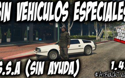 """*SOLOS SIN AYUDA* - DUPLICAR COCHES - GTA 5 - """"SIN VEHICULOS ESPECIALES"""" - (PS4 - XBOX One)"""