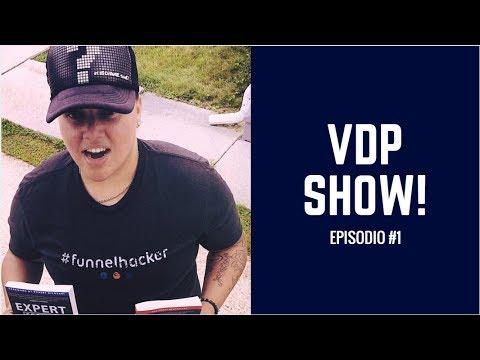 VDP Show EP: 01 - Como Ganar Dinero Con Solo $100 De Inversion - Audrey Millan