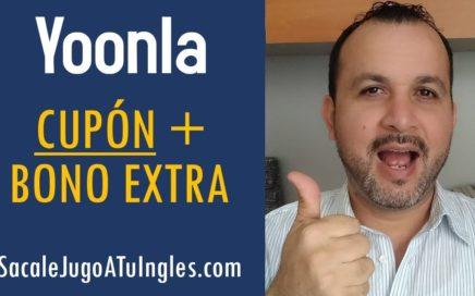 YOONLA CUPON DE DESCUENTO + BONUS EXTRAS   Gana Dinero con Yoonla