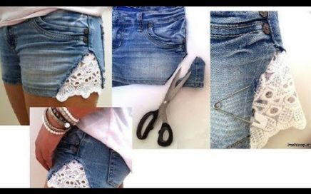 7 Ideas Para Reutilizar Tus Viejos Pantalones Jeans Y Ganar Dinero