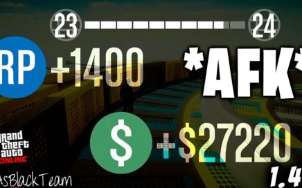 "*AFK* - GANAR $ DINERO y RP FACIL y LEGAL - GTA 5 - CAPTURAS ""AFK"" - (PS4 - XBOX One - PC)"