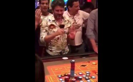 Apostó su fortuna a la ruleta y explotó al casino con el numero 32.