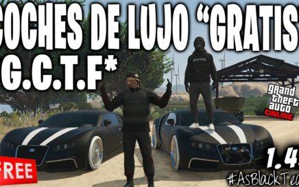 *COCHES DE LUJO GRATIS* - TRUCO MEJORADO 100% - GTA 5 - G.C.T.F. - REGALAR COCHES a AMIGOS